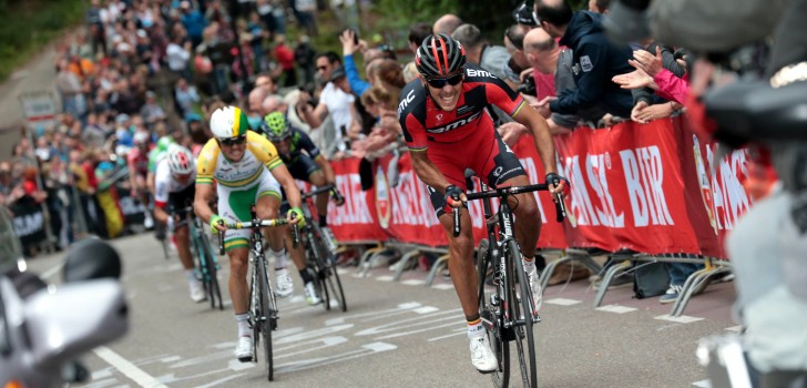 """Gilbert: """"Amstel Gold Race brengt extra druk teweeg"""""""