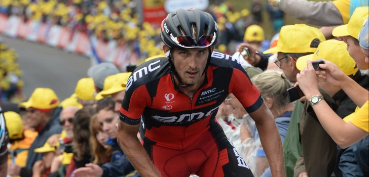 WK 2015: Peter Velits ontbreekt bij BMC in ploegentijdrit