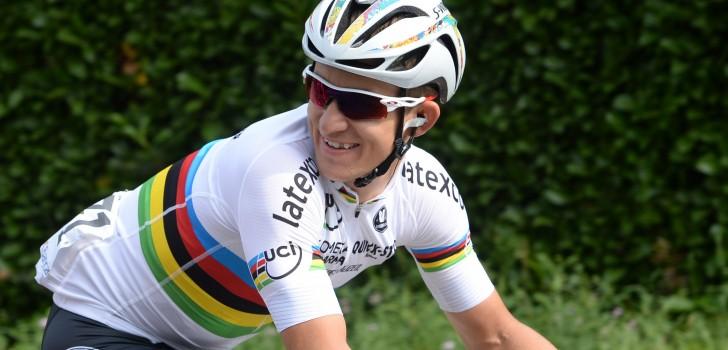 Etixx-Quick-Step zet in op Kwiatkowski in Amstel Gold Race