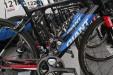 Camera's op fietsen in Ronde van Vlaanderen