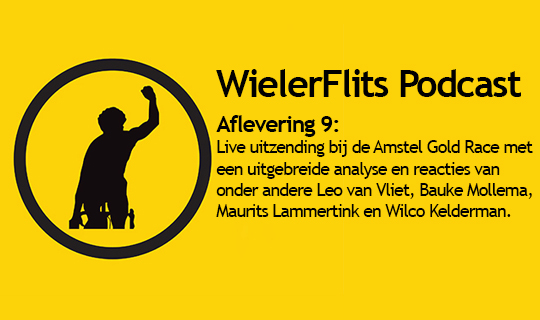 Podcast: Alles over de Amstel Gold Race