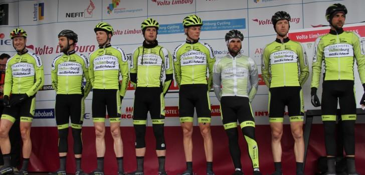 Peter Schulting pakt de winst in derde rit Kreiz Breizh