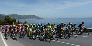 Parcours Milaan-San Remo, Ronde van Burgos