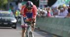 Tom Dumoulin snelste in proloog Ronde van Zwitserland