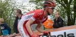 Rudy Molard aan de champagne in Tour du Limousin