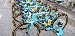 Renners LottoNL-Jumbo ook volgend jaar op fietsen Bianchi