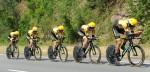 """LottoNL-Jumbo over ploegentijdrit: """"Maximaal gepresteerd"""""""