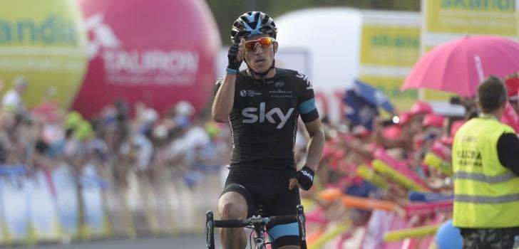 Dubbelslag Sergio Luis Henao in Ronde van Polen
