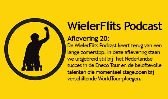 Podcast: Nederlands succes in de Eneco Tour