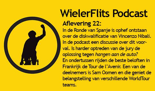 Podcast: Ophef in de Vuelta en Sam Oomen naar BMC?
