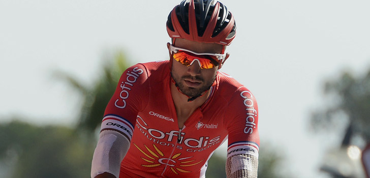 Nacer Bouhanni mag starten in GP de Fourmies