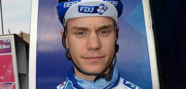 Sarreau wint slotrit Poitou Charantes, eindzege Pedersen