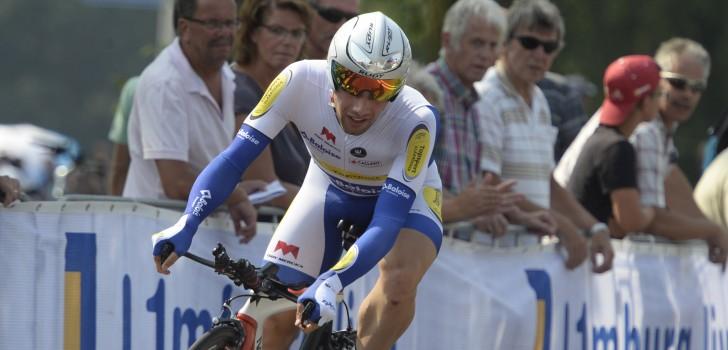 Wallays en Campenaerts winnen Duo Normand
