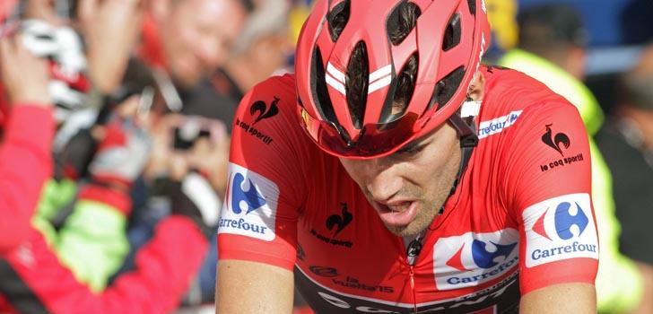Geen Vuelta voor Tom Dumoulin