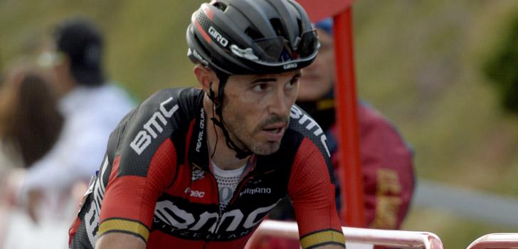 Vuelta 2015: Samuel Sanchez en Thomas De Gendt houden het voor gezien