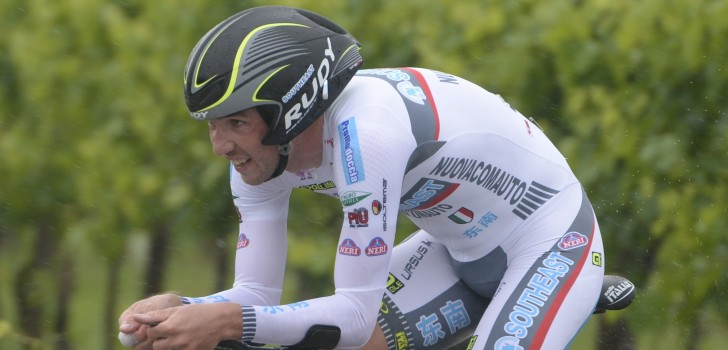 Francesco Gavazzi vindt alsnog onderdak bij Androni Giocattoli
