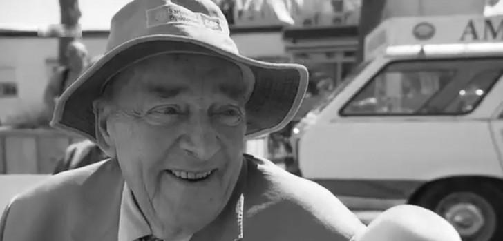 Ton Vissers (93) overleden
