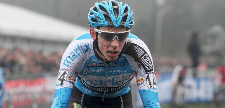 Michael Vanthourenhout de beste in herkansing WK