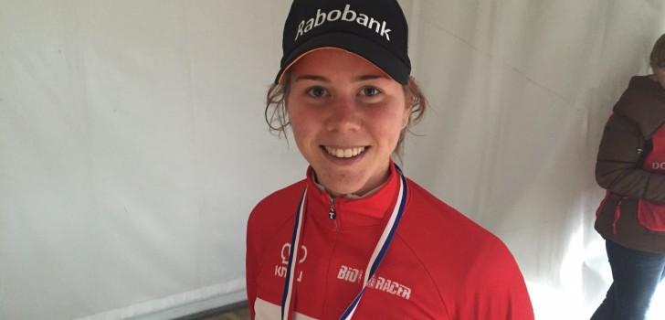De Jong wint Kasteelcross, Verdonschot zegeviert in Rucphen
