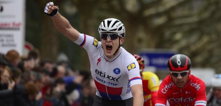 Petr Vakoc zegeviert in Classic Sud Ardèche
