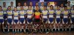 Sport Vlaanderen-Baloise heeft selectie voor 2017 rond