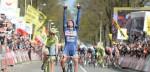 Enrico Gasparotto pakt zijn tweede Amstel Gold Race