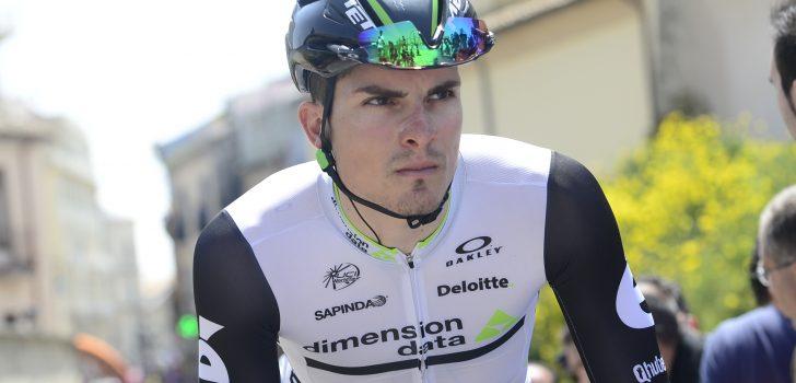 Giro 2017: Dimension Data moet nog twee namen schrappen