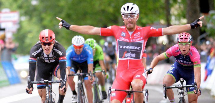 """Nikias Arndt: """"Niet de manier waarop ik wilde winnen"""""""