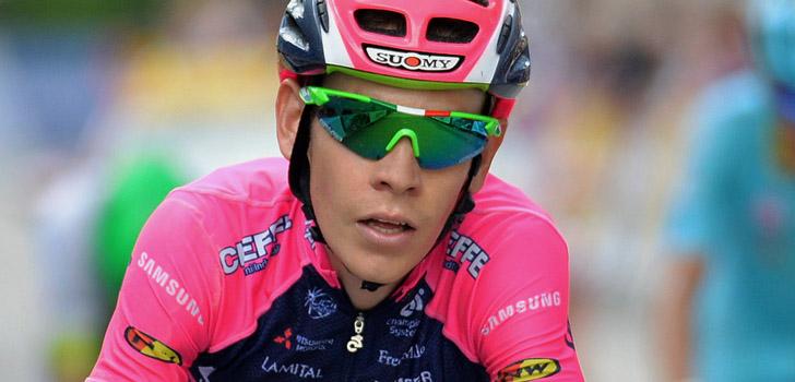 Vuelta 2016: Lampre-Merida rekent op Meintjes