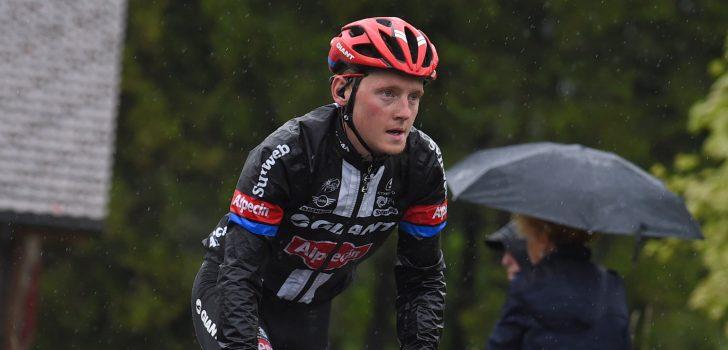 Sam Oomen slaat dubbelslag in derde etappe Tour de l'Ain
