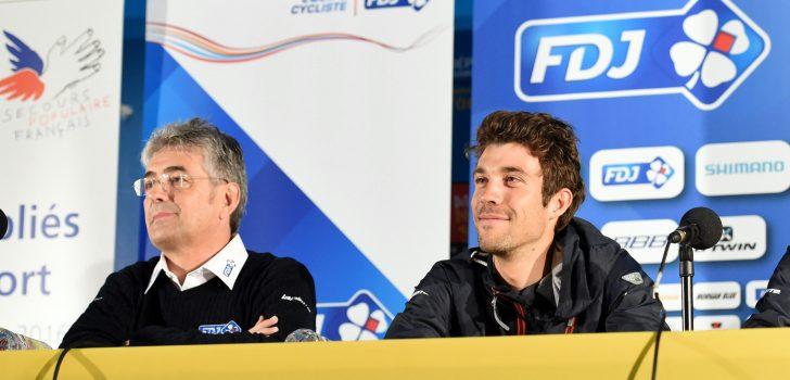 Madiot plaatst Pinot op zelfde Giro-voetstuk als Quintana en Nibali