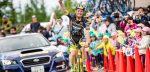 Oscar Pujol wint elf kilometer korte bergrit naar Mount Fuji