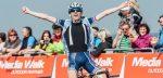 Fransman Gaudu klimt naar zege in Vredeskoers U23
