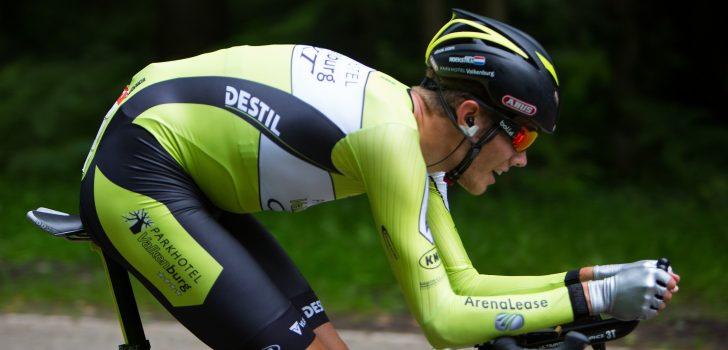 Jochem Hoekstra stagiair bij Giant-Alpecin