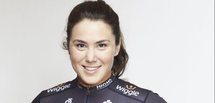Sprintzege Chloe Hosking in Giro Rosa