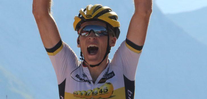 Vuelta 2016: Gesink triomfeert op Col d'Aubisque, Valverde zakt door het ijs