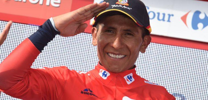 Nairo Quintana begint seizoen op Mallorca