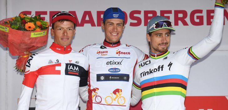 Boasson Hagen zegeviert na spektakelstuk in Eneco Tour, Terpstra dwingt eindzege af