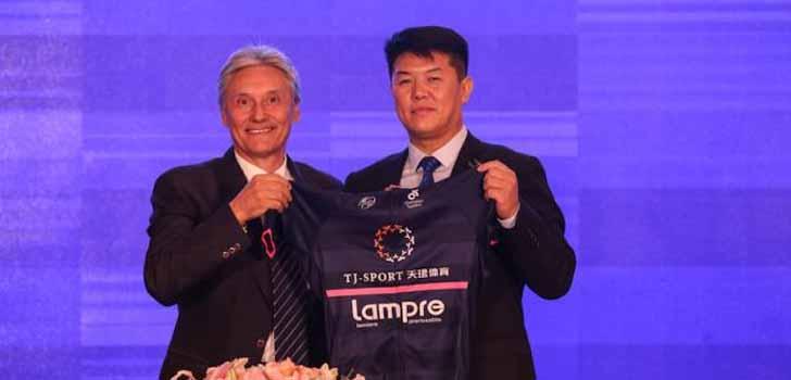 Renners Lampre-Merida naar Chinees WorldTour-team, Colnago fietsensponsor