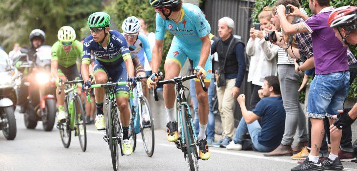 Diego Rosa negeerde teamorders in Lombardije