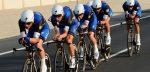 WK 2016: Etixx-Quick-Step stoomt naar goud in ploegentijdrit, LottoNL-Jumbo vijfde
