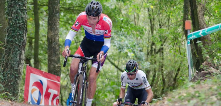 Elfstedenronde krijgt clash tussen Van der Poel en Van Aert