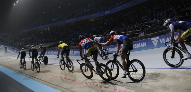 Hansen en Mørkøv nemen leiding over in Zesdaagse Rotterdam