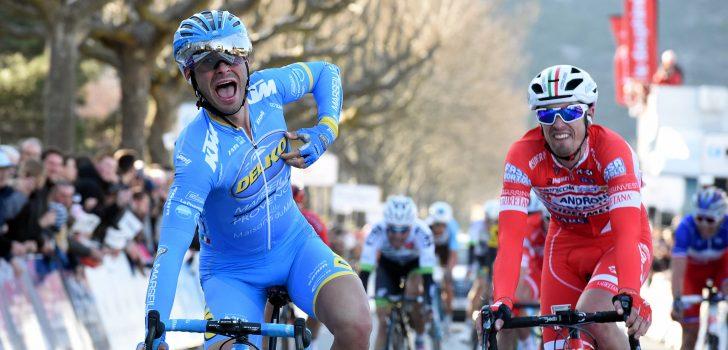 Mauro Finetto wint Classic de l'Ardèche, Budding achtste