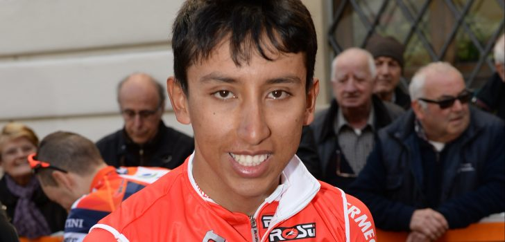 Egan Arley Bernal slaat dubbelslag in Tour de l'Avenir