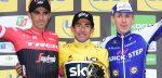 Henao houdt twee tellen over op Contador en wint Parijs-Nice, ritzege De la Cruz
