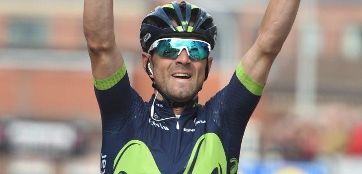 Valverde wint Luik-Bastenaken-Luik voor vierde keer