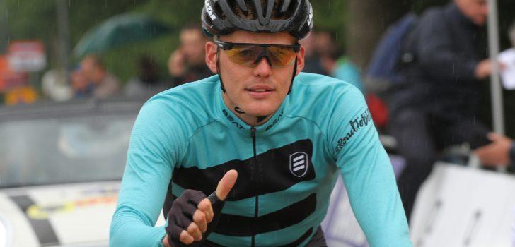 BEAT Cycling Club vraagt continentale weglicentie aan bij UCI