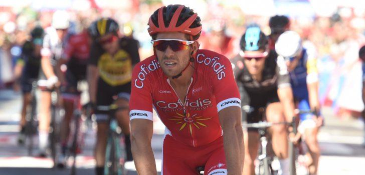 Vuelta 2017: Jonas Van Genechten geeft op