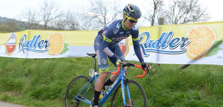 Jérôme Baugnies boekt overwinning in GP Stad Zottegem
